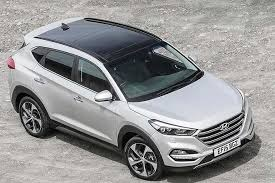 hyundai tucson second hyundai tucson to attract buyers looking for affordable premium