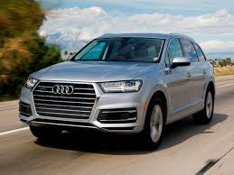 audi a7 suv midsize luxury suv comparison 2017 audi q7 kelley blue book