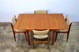 Danish Dining Table Select Modern Danish Modern Teak Expandable Dining Room Table