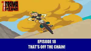 total drama island episode 18 that u0027s off the chain youtube