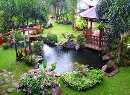 Backyard Ponds Ideas Backyard Garden Design Ideas Cool Pond 1024x749 On A Budget