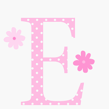 personalised pink polka wall letter stickers by kidscapes personalised pink polka wall letter stickers