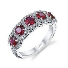 ruby diamond ring ruby and diamond ring