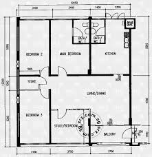 floor plans for tampines street 83 hdb details srx property