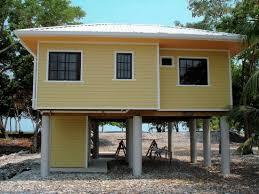 beach house plans on pilings fresh plan 041h 0113 find unique