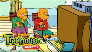 berestein bears the berenstain bears out for the team count their blessings ep