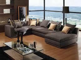 Abbyson Living Bedford Gray Linen Convertible Sleeper Sectional Sofa Abbyson Living Bedford Gray Linen Convertible Sleeper
