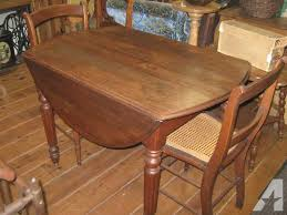 Antique Drop Leaf Dining Table Antique Drop Leaf Tables For Sale In Secor Illinois Classified