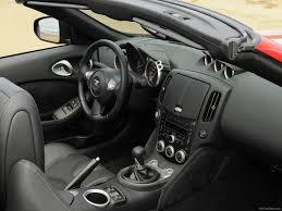 Nissan Z370 Interior Nissan 370z Roadster 2010 Picture 59 Of 92