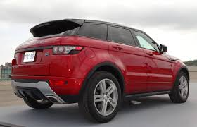 evoque land rover 2014 suv review 2014 range rover evoque dynamic driving
