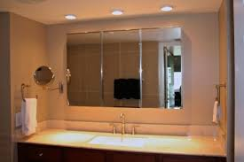 15 recessed medicine cabinet lovely pegasus 48 in w x 31 h frameless recessed or surface mount