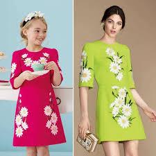 dolce u0026 gabbana girls mini me daisy trend dashin fashion