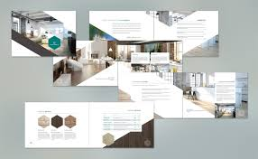 interior design brochure catalog by digital infusion at interior