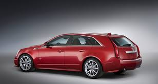 cts cadillac wagon a power wagon from cadillac cts v sport wagon review the