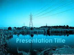 ppt templates for electrical engineering electricity powerpoint template free free powerpoint template