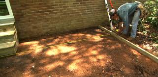 How To Build A Stone Patio by How To Lay A Paver Patio Today U0027s Homeowner Page 9