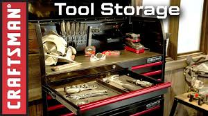 Crafstman by Tool Storage Ideas Craftsman 14 Drawer 2 Piece Tool Storage Combo