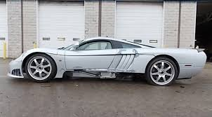 mustang saleen s7 damaged s7 turbo 05 048 heads to auction saleen owners