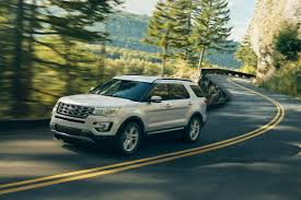 2017 Ford Explorer Suv 1 Suv For 25 Years Ford Com