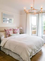 How To Hang Curtains Around Bed by Feng Shui Your Bedroom Hgtv