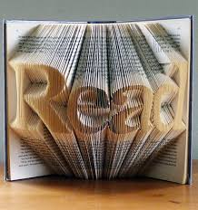 Book Paper Folding - amazingly creative sculptures on folded book paper creative