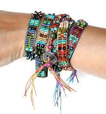 bead bracelet kit images Crystal bead wrap bracelet kit mirrix looms jpg