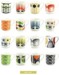orla kiely new range of beautiful patterned mugs pynck