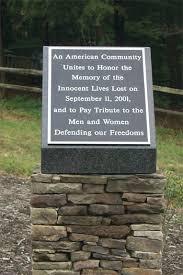 outdoor memorial plaques wilton woods memorial garden living memorials project