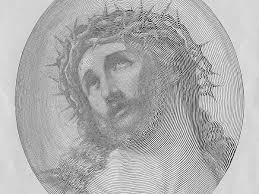30 magnificent drawings of jesus 9 all new hairstyles