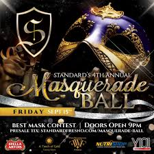 2017 fresno masquerade ball 4th annual tickets fri sep 15