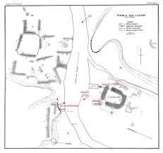 Map Of Santa Fe New Mexico by Galisteo Basin Archaeology Pueblo San Lazaro