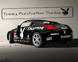 nissan 350z race car nissan 350z constantine racing renders
