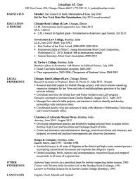 Sample Resumes For Lawyers by 14 Best Legal Resume Images On Pinterest Resume Examples Career