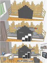 Ikea Kura Ikea Kura Hack Triple Bunk Bed Mommo Design