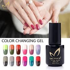 popular nail polish color change temperature black buy cheap nail