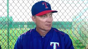 Jeff Banister Rangers Mgr Jeff Banister On Prince Fielder U0027s Youtube