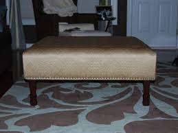 Table With Ottoman Underneath by Coffee Table Round Leather Coffee Table Ottoman Modern Tables