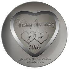 wedding anniversary plates 48 best personalized commemorative keepsake plates images on