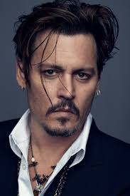 johnny depp new hairstyle