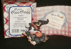 halloween figurine enesco mary moo moos i cast my spell on moo halloween figurine