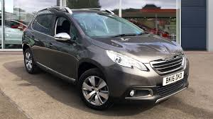 peugeot crossover used used peugeot 2008 crossover for sale enfield cargurus uk
