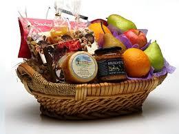 gourmet basket fruit and salmon gourmet basket california gourmet company