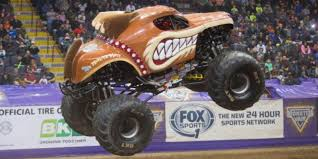 monster truck show lafayette la monster jam leaves new driver breathless