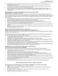 operations manager sample resume u2013 topshoppingnetwork com