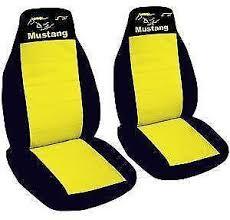 mustang seats ebay