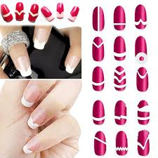 online buy wholesale stencil nail art from china stencil nail art