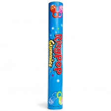 Where To Buy Ring Pops Ring Pops Gummies Mega Candy Tube Five Below 19th Birthday