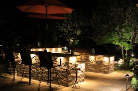 kitchen building an outdoor kitchen kichler outdoor lighting