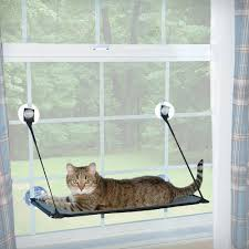 cat window perch sunny seat window mounted cat bed check this