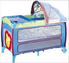 china european standard baby playard baby bed portable baby crib